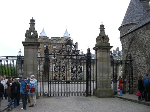 ホーリルード宮殿