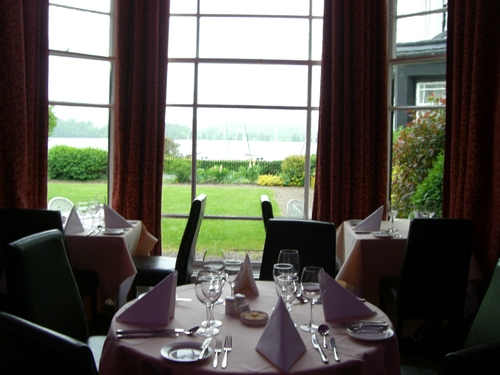 ウィンダミアのホテル・レストラン