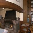 亀の井別荘・談話室